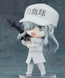 Cells at Work! Code Black White Blood Cell (Neutrophil) (1196) Nendoroid