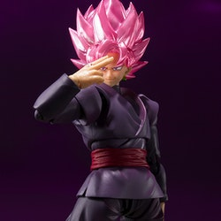 Dragon Ball Super Goku Black Super Saiyan Rose S.H.Figuarts
