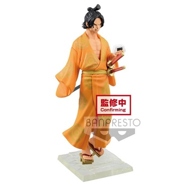One Piece Portgas D. Ace Magazine Figure A Piece of Dream No.2 Vol.1