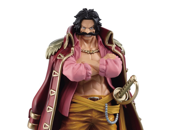 One Piece Gol D. Roger DXF The Grandline Vol.12