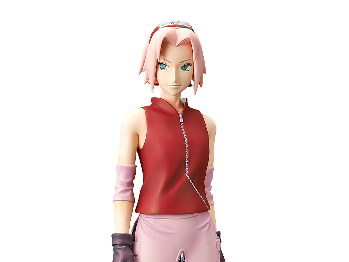 Naruto Shippuden Haruno Sakura Grandista Nero
