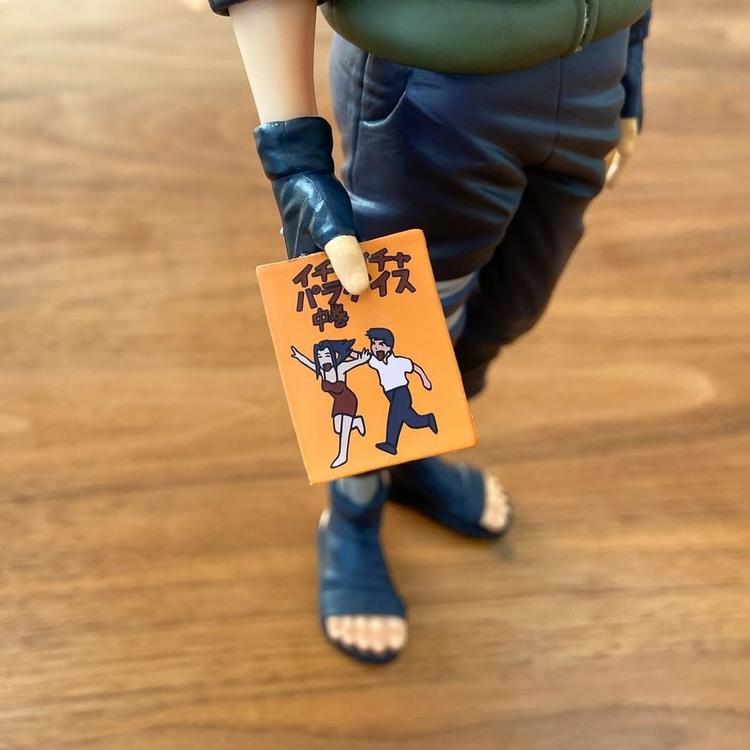 Naruto Shippuden Hatake Kakashi Grandista Nero