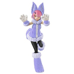 Re:Zero Ram (The Wolf and the Seven Kids) SSS Figure