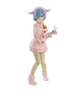 Re:Zero Rem (The Wolf and the Seven Kids) SSS Figure