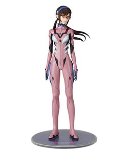 Evangelion x Kaiyodo x Hiroki Hayashi Mari Illustrious Makinami