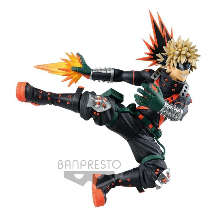 My Hero Academia Katsuki Bakugo The Amazing Heroes Vol.14