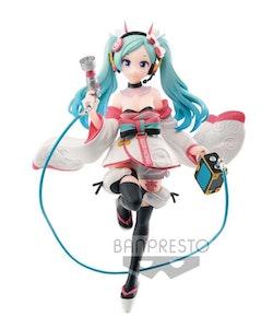Hatsune Miku Racing Miku (2020 Kimono Ver.) Espresto est Dress & Pattern