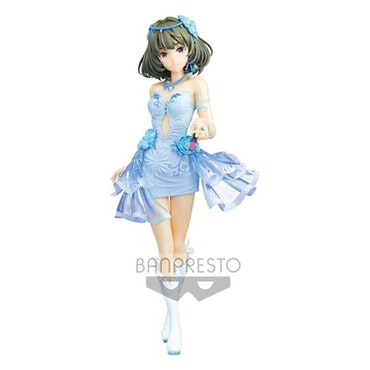 The Idolmaster Cinderella Girls Kaede Takagaki (Dressy and Snow Makeup) Espresto