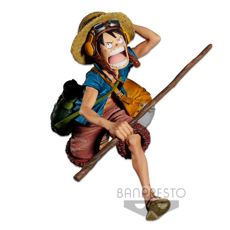 One Piece Monkey D. Luffy Chronicle Figure Colosseum 4 Vol.1