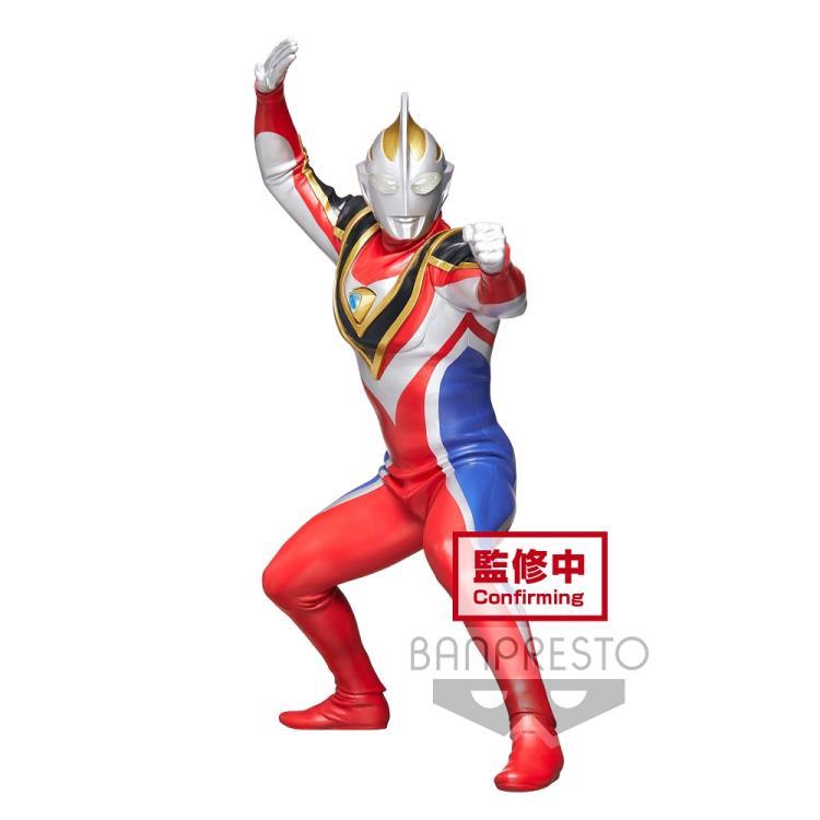 Ultraman Ultraman Gaia (Supreme Ver.) Hero's Brave Statue Figure