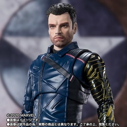 Marvel The Falcon and the Winter Soldier Bucky Barnes S.H.Figuarts
