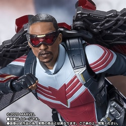 Marvel The Falcon and the Winter Soldier Falcon S.H.Figuarts