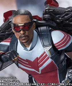 Marvel The Falcon and the Winter Soldier Falcon S.H.Figuarts