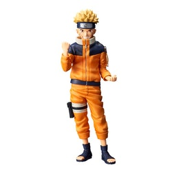 Naruto Shippuden Uzumaki Naruto #2 Grandista Nero