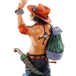 One Piece Portgas D. Ace BWFC 3 Super Master Stars Piece (Two Dimensions)