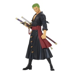 One Piece Roronoa Zoro DXF The Grandline Men Vol.13