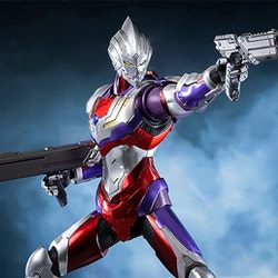Ultraman Suit Tiga FigZero