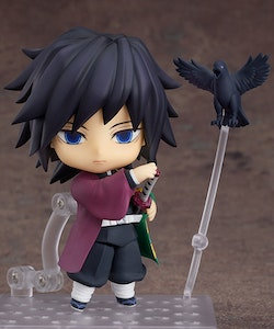 Demon Slayer: Kimetsu no Yaiba Giyu Tomioka Nendoroid (Rerelease)