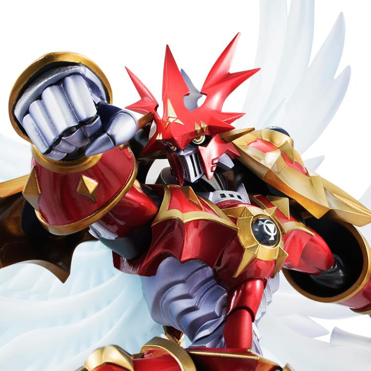 Digimon Tamers Dukemon (Crimson Mode) (Reissue) G.E.M.