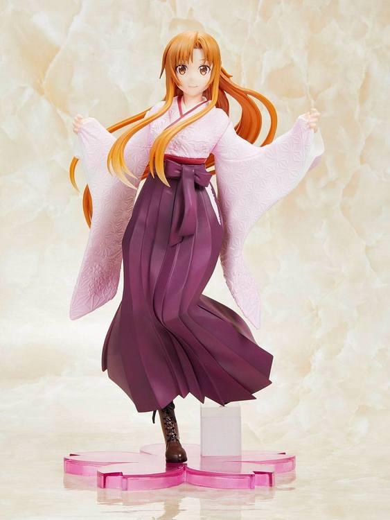Sword Art Online Asuna (Japanese Kimono Ver.)