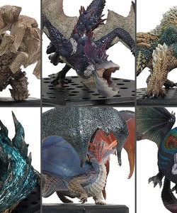 Monster Hunter Capcom Figure Builder Standard Model Plus Vol.17