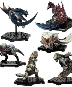Monster Hunter Capcom Figure Builder Standard Model Plus Vol.15