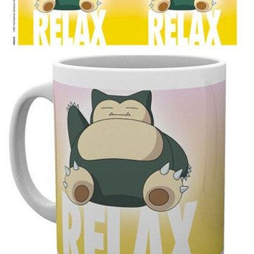 Pokemon Snorlax Mug 300ml