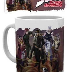 Jojo's Bizarre Adventure Mug 300ml