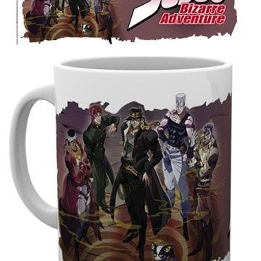 Jojo's Bizarre Adventure Mug 300ml