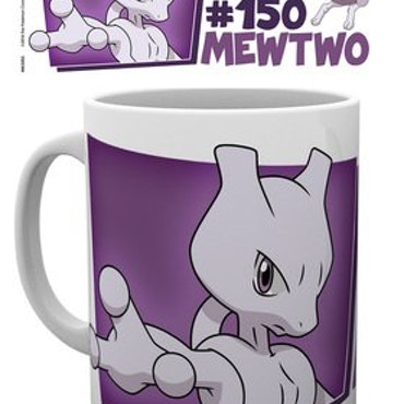 Pokémon Mewtwo Mug 300ml