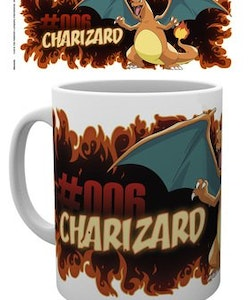 Pokémon Charizard Fire Mug 300ml