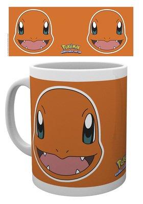 Pokémon Charmander Face Mug 300ml