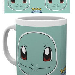 Pokémon Squirtle Face Mug 300ml