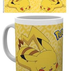 Pokémon Pikachu Rest Mug 300ml