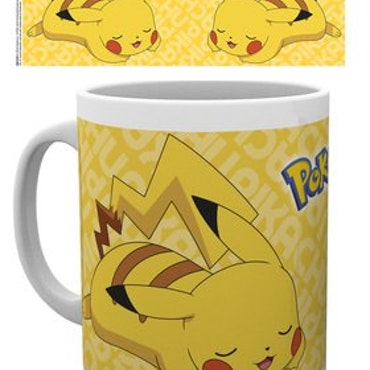 Pokémon Pikachu Rest Mug 300ml