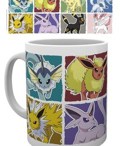 Pokémon Eevee Evolution Mug 300ml