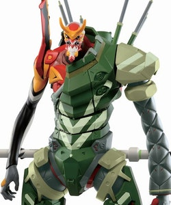 Rebuild of Evangelion EVA Unit-02 Alpha Ichibansho (Operation Started!)