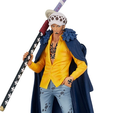 One Piece Trafalgar Law DXF The Grandline Men Vol.14