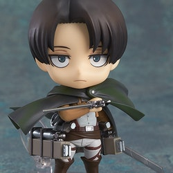 Attack on Titan Levi Nendoroid (Rerelease)
