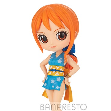 One Piece Nami Q Posket