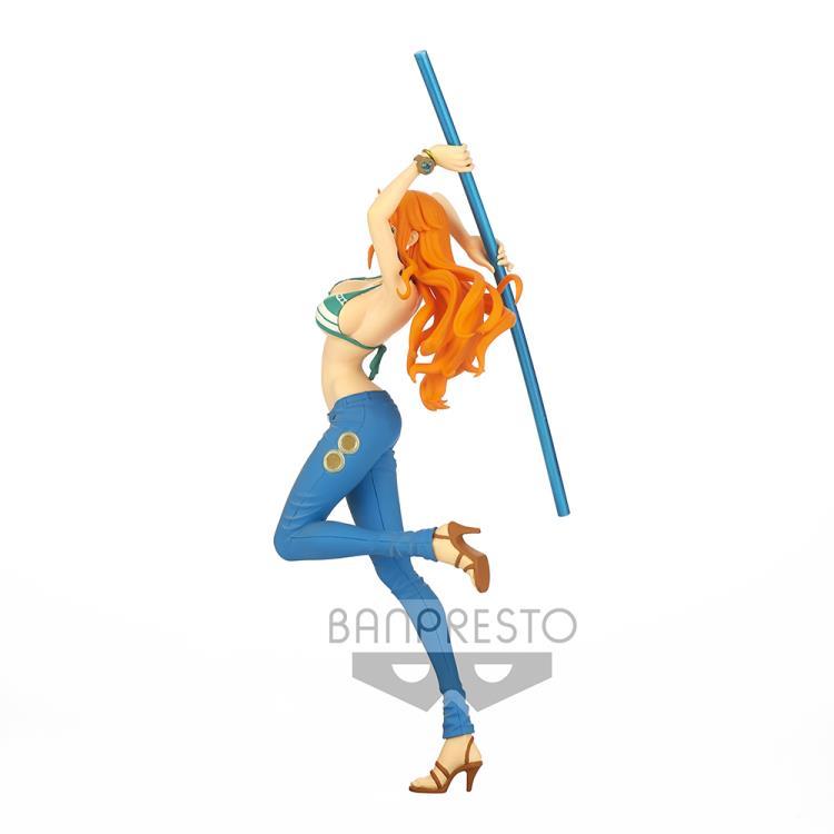 One Piece Nami Lady Fight!!