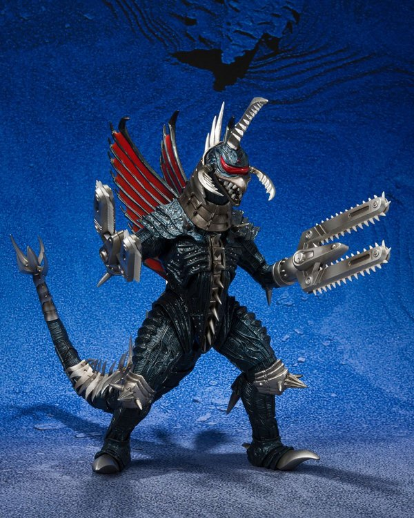 Godzilla: Final Wars Gigan (Great Decisive Battle Ver.) S.H.MonsterArts