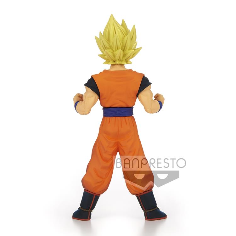 Dragon Ball Z Super Saiyan Goku Burning Fighters Vol.1