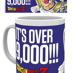 Dragon Ball Z Vegeta Mug 325ml
