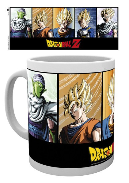 Dragon Ball Z Moody Mug 325ml