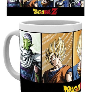 Dragon Ball Z Moody Mug 325ml