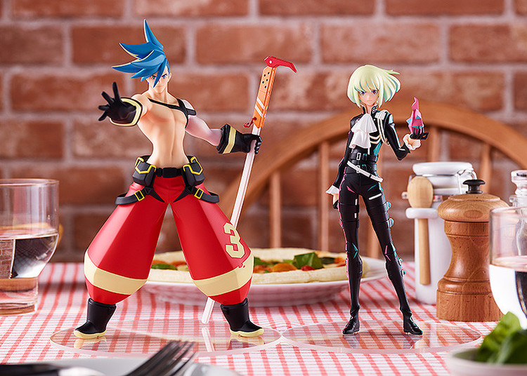 Promare Galo Thymos Pop Up Parade