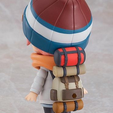 Laid-Back Camp Nadeshiko Kagamihara: Solo Camp Ver. Nendoroid