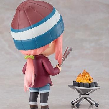 Laid-Back Camp Nadeshiko Kagamihara: Solo Camp Ver. DX Edition Nendoroid