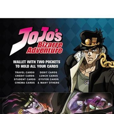 JoJo's Bizarre Adventure Jotaro Kujo Card Holder